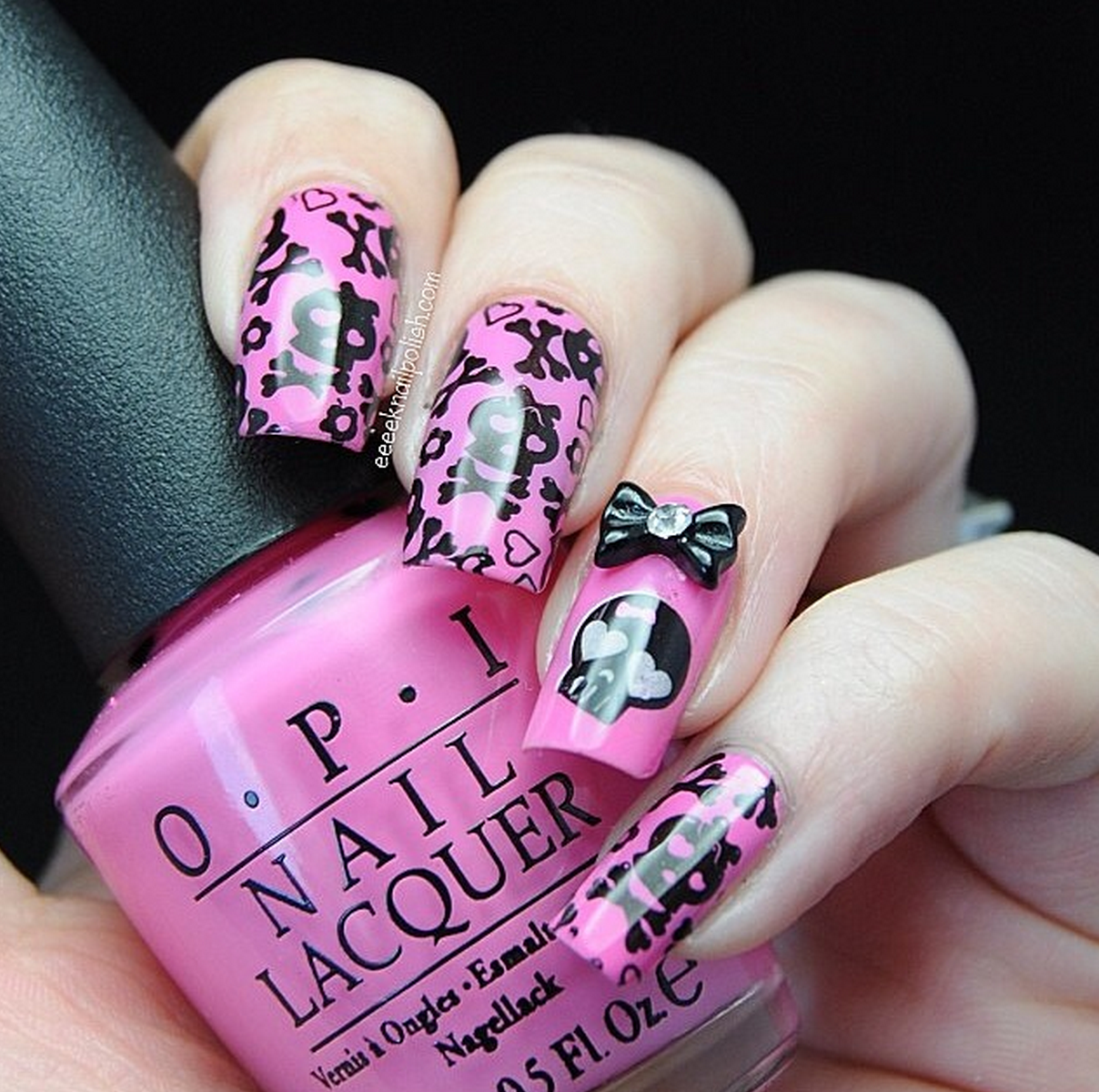 The Little Nail Shop: We Love Nail Art Just As Much As You Do! Here You'll See